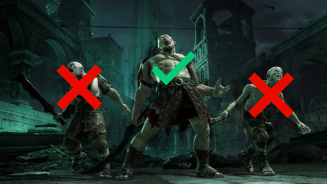 Which orc will come out of your rob box in emShadow of War/em?