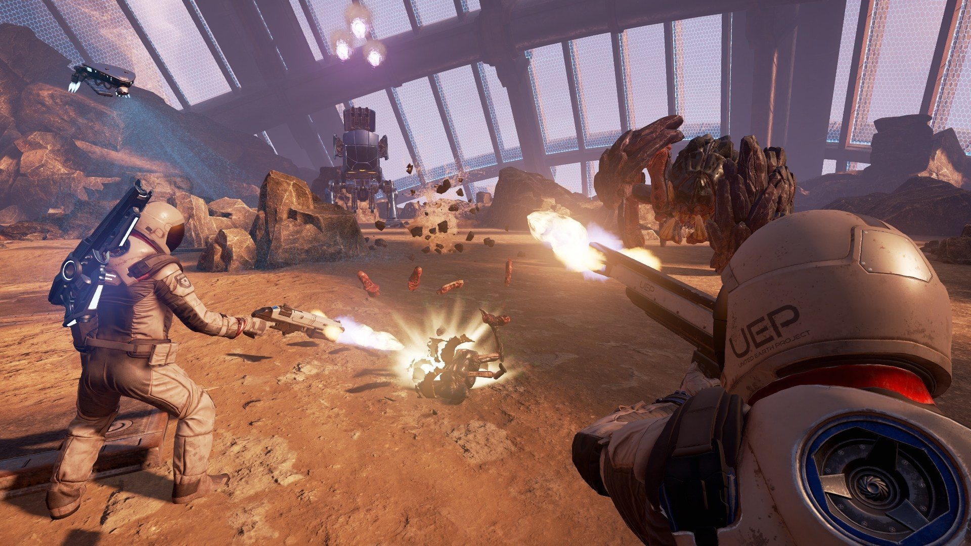 Farpoint (PSVR) - a diversion does start to come alive in co-op