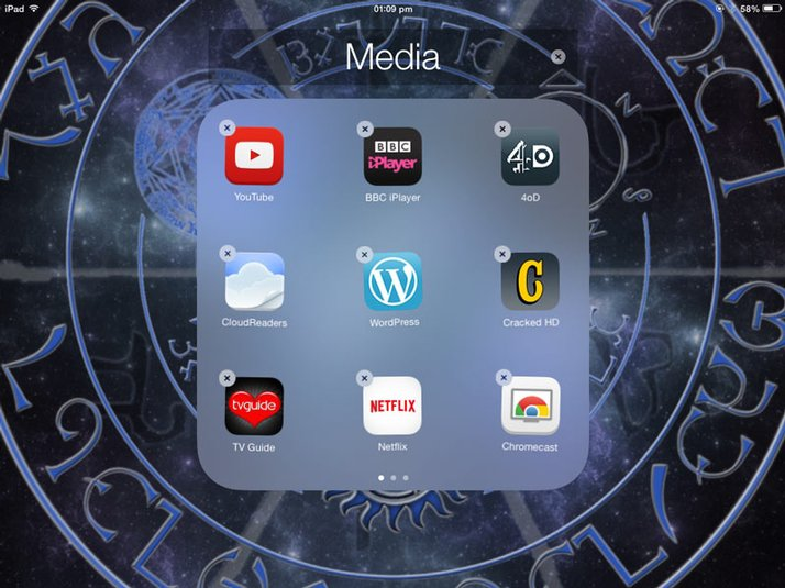 How to henceforth undo neglected apps