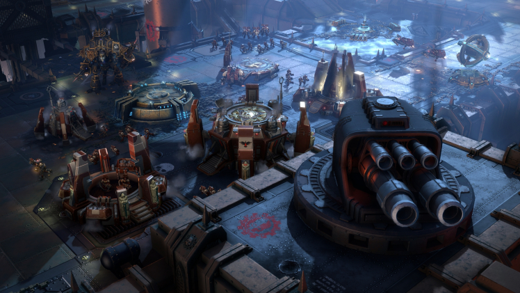 Game review: Warhammer 40,000: Dawn Of War III mixes MOBA with RTS