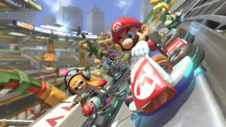 Game review: Mario Kart 8 Deluxe deserves a ideal score