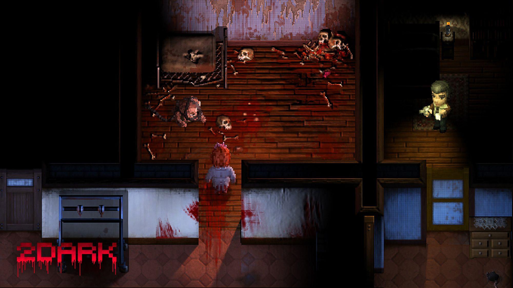 2Dark (PS4) - gruesomely dull