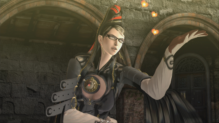 Game review: Bayonetta on PC is a good pier of a classical game