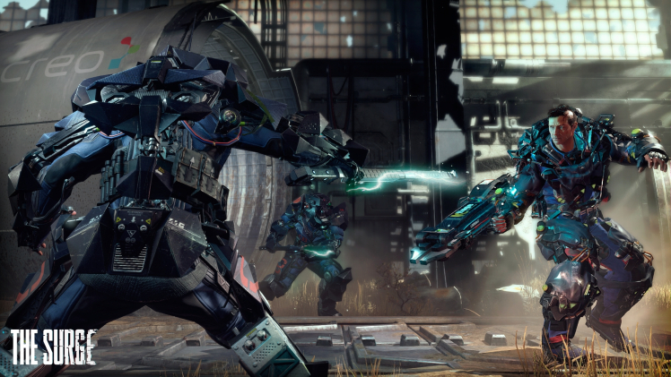 Game review: The Surge is a sci-fi Dark Souls