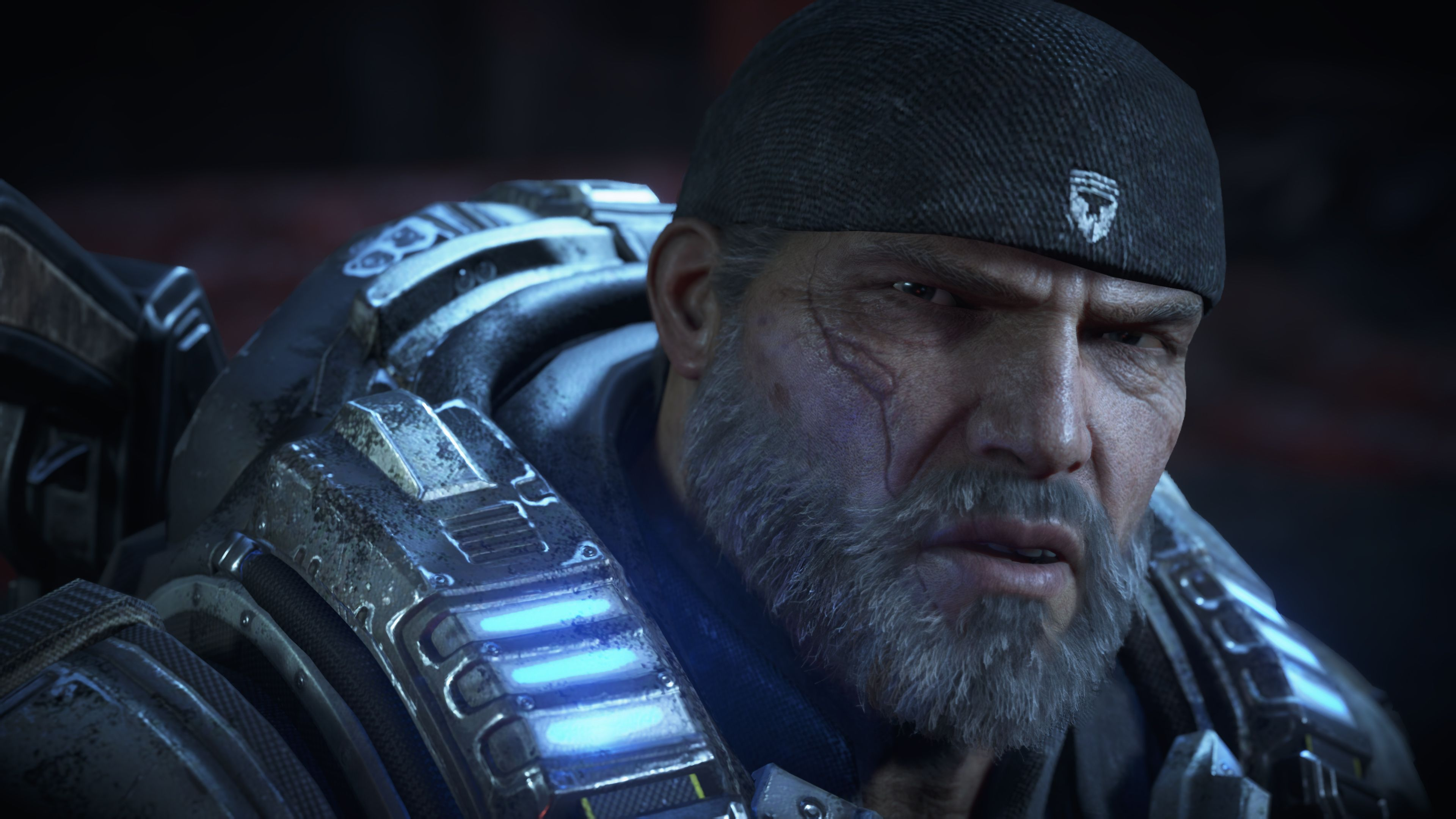 Gears Of War 4 - holding a possess opposite FIFA 17