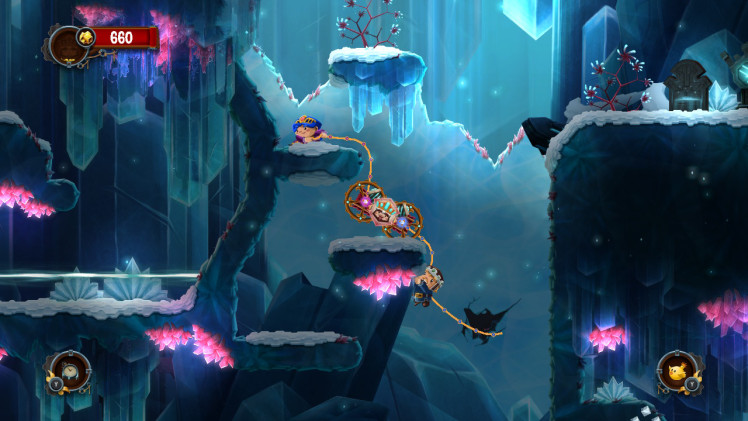 Game review: Super Chariot is a good commune diversion for Switch