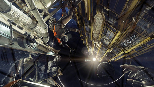 Prey (PS4) - a space walks are a clear highlight