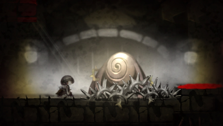 Game review: A Rose In The Twilight is a unequivocally dim angel tale