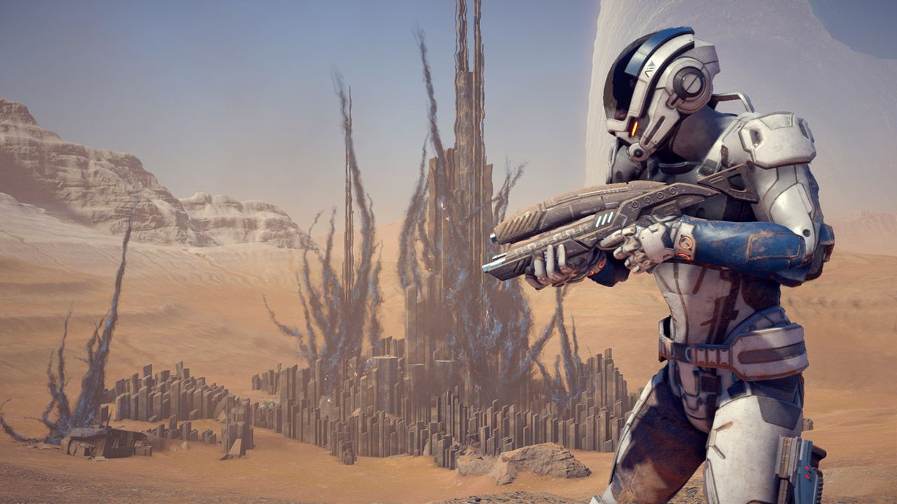 Mass Effect: Andromeda (PS4) - get prepared for a fight