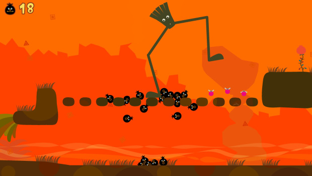 LocoRoco Remastered (PS4) - will there ever be a new sequel?
