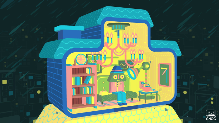 Game review: GNOG is one of a strangest VR practice ever