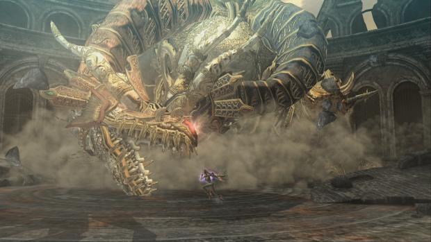 Bayonetta (PC) - a trainer battles are amazing