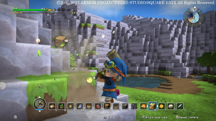 Game review: Dragon Quest Builders on Switch is Minecraft with a story