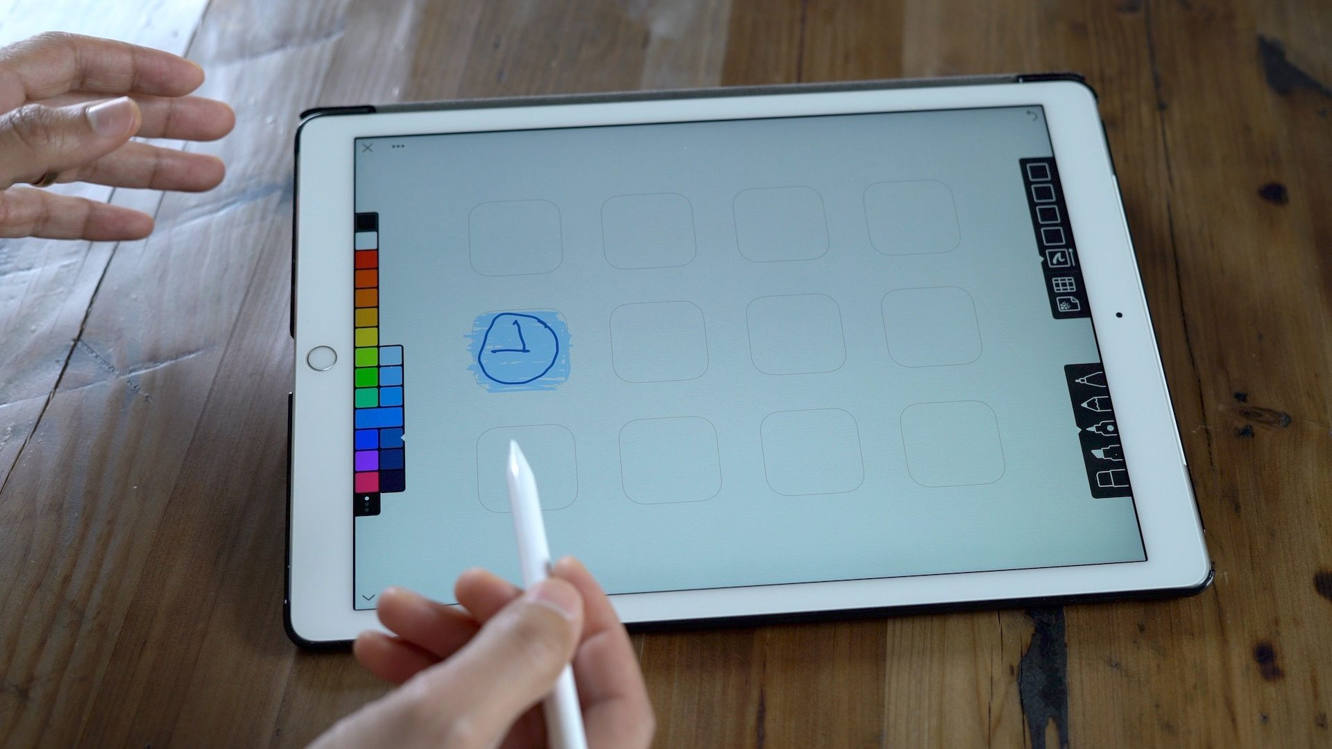 Tech okay the best ios apps for drawing with apple pencil ipad pro linea malvernweather Images