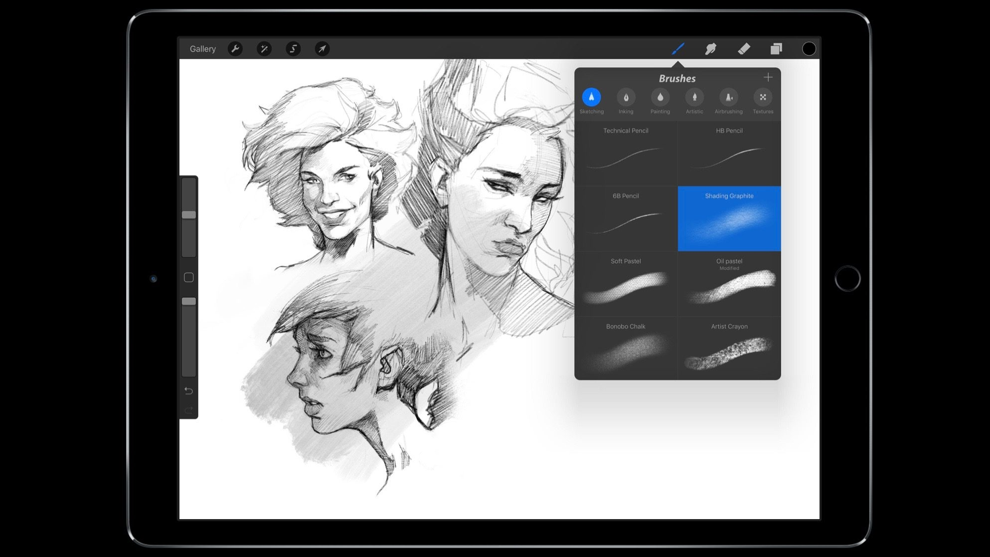 Tech okay the best ios apps for drawing with apple pencil ipad pro one of a many absolute blueprint apps malvernweather Gallery