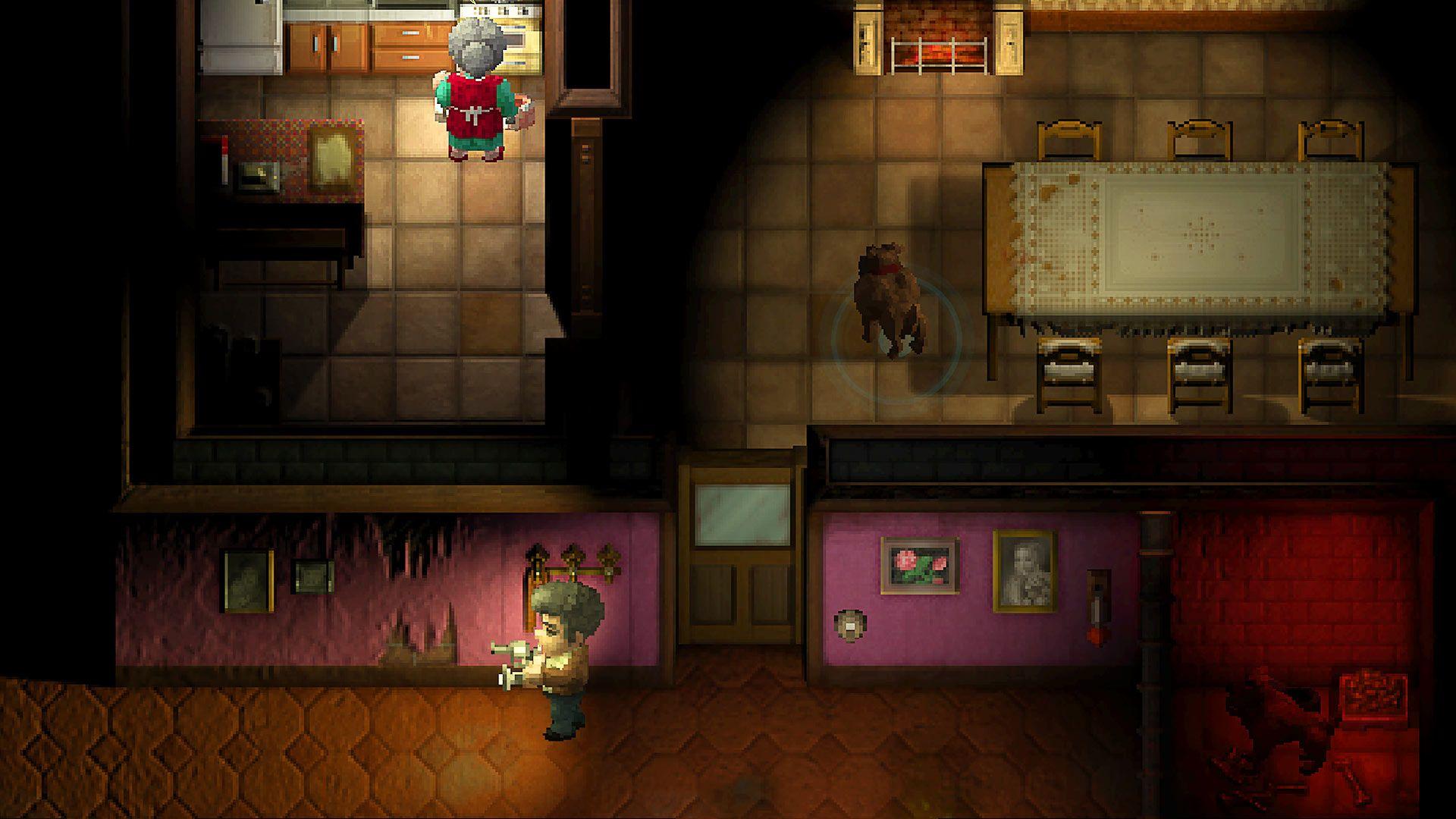 2Dark (PS4) - won't somebody consider of a children?