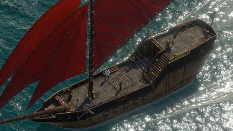 Game review: Pillars Of Eternity II: Deadfire mixes pirates and Baldur's Gate